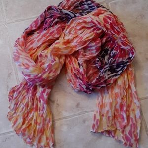 Multicolor Lightweight Fashion Scarf